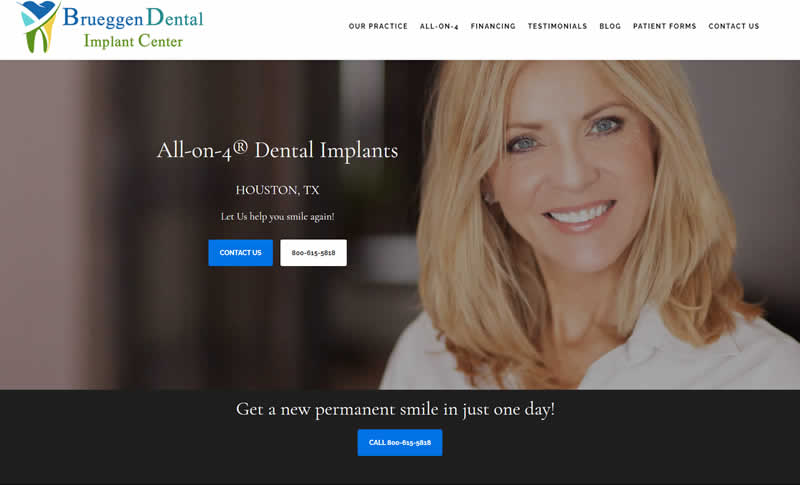 NoDentures Website
