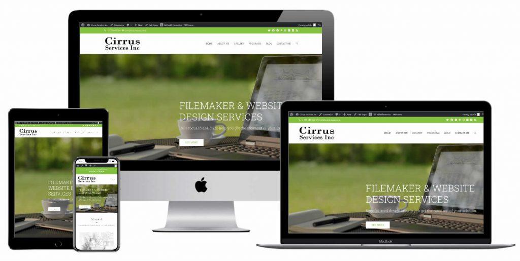 Sample WordPress Site